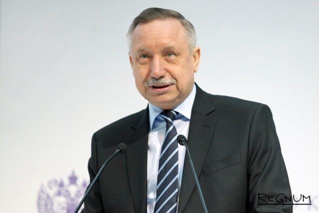 «Собирается разное вороньё»: Беглов о петербургских выборах в МСУ photo