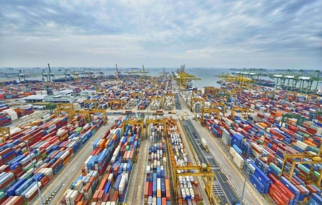 Китай уверен в предстоящем росте внешнего товарооборота