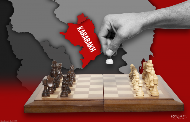 Пашинян представил возможные сценарии переговоров по Карабаху