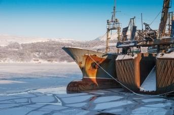 Порт Киркенес, Норвегия