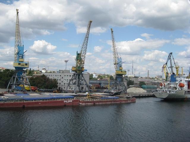 Херсонский торговый морской порт