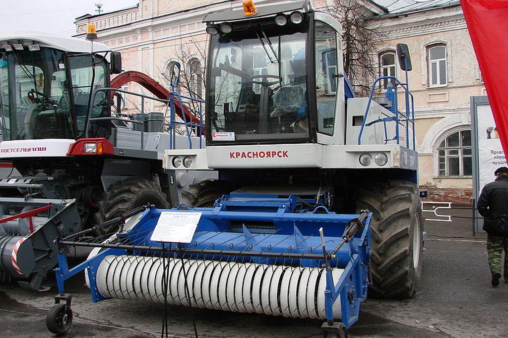 красноярский завод комбайнов банкротство