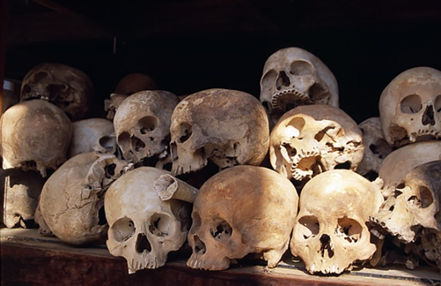 Кто был соучастником геноцида? Китай или США?