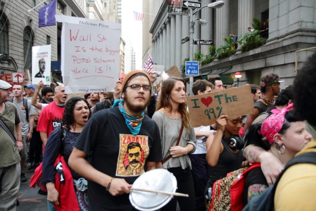 Акция «Occupy Wall-Street»
