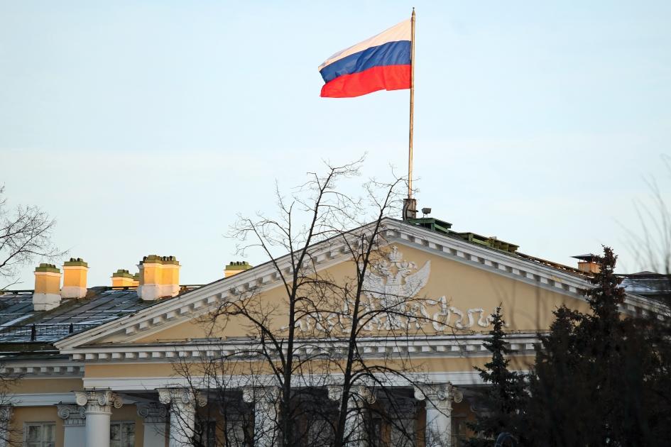 Беглов уволил глав трех районов Петербурга после совещания в Смольном