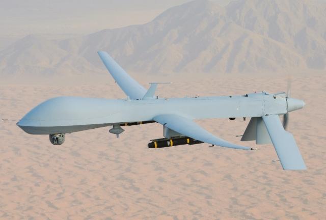 Американский ударный БПЛА «MQ-1 Predator»