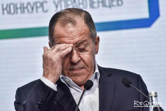 Лаврова раскритиковали за поездку на «русофобский шабаш» в Мюнхен