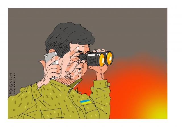 Лавров: Провокация в Керченском проливе нужна Порошенко для выборов