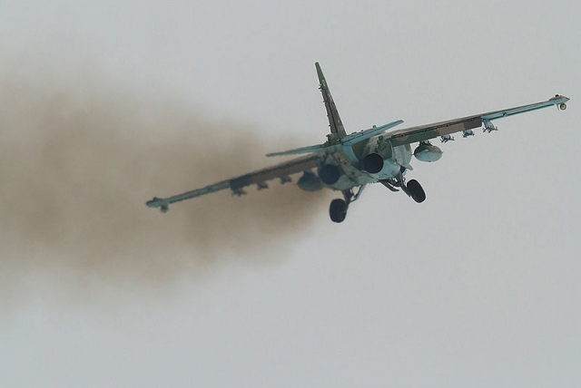 Государственные испытания новой авиационной ракеты «Бронебойщик» завершены