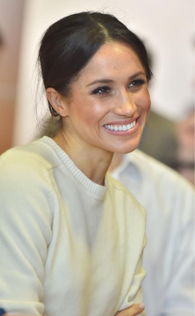 Жену принца Гарри удивило количество белых профессоров в британских вузах