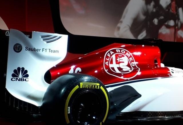 «Альфа Ромео» представила болид на сезон-2019 «Формулы 1»