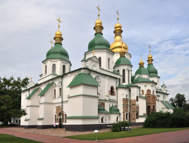 Бесовское время: Греко-католики проведут службу в Софийском соборе Киева