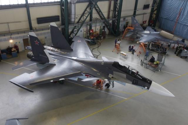 Ереван хотел бы закупить эскадрилью СУ-30СМ: министр