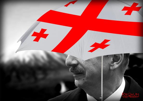 Алиев и Грузия