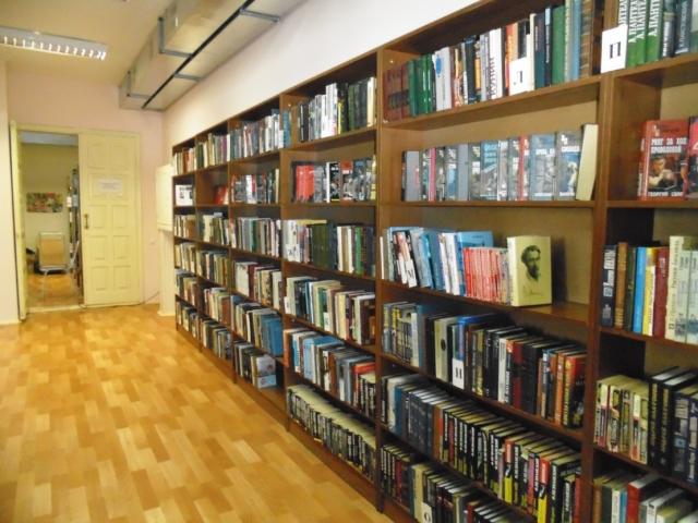 В михайловской районной библиотеке