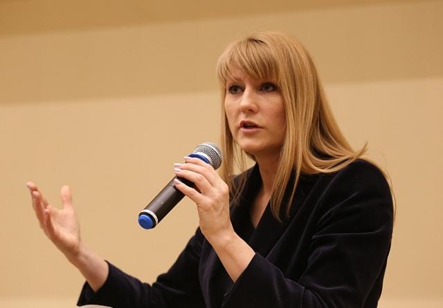Встреча со Светланой Журовой в ГПНТБ России