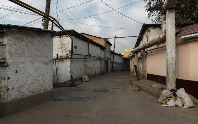 Улочки старого Ташкента