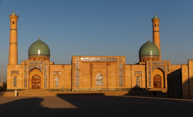 Прекрасная среднеазиатская архитектура