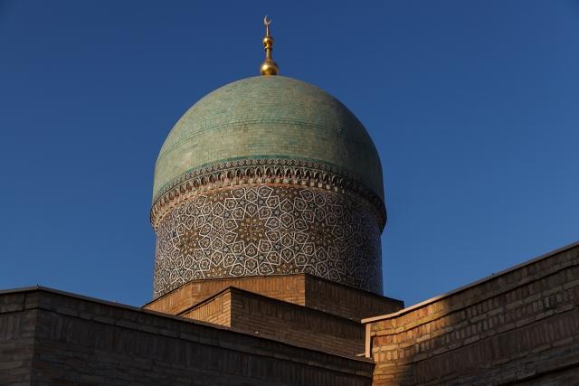 Мозаичный купол Хазрати Имам