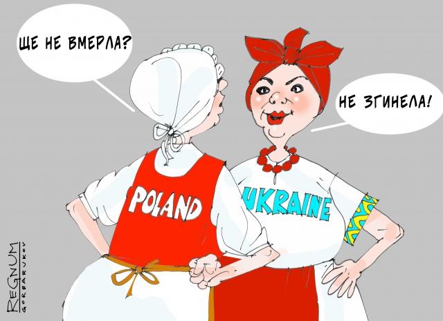 Польша признает Донбасс, чтобы присоединить Львов – политолог