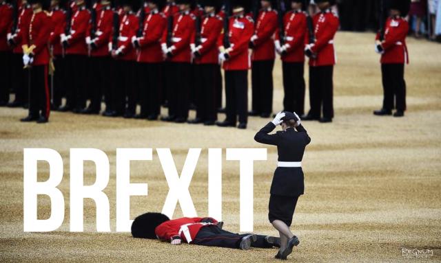 Fitch может понизить рейтинг Великобритании из-за Brexit
