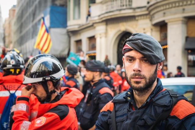 Бастующим сторонникам независимости не удалось парализовать Каталонию