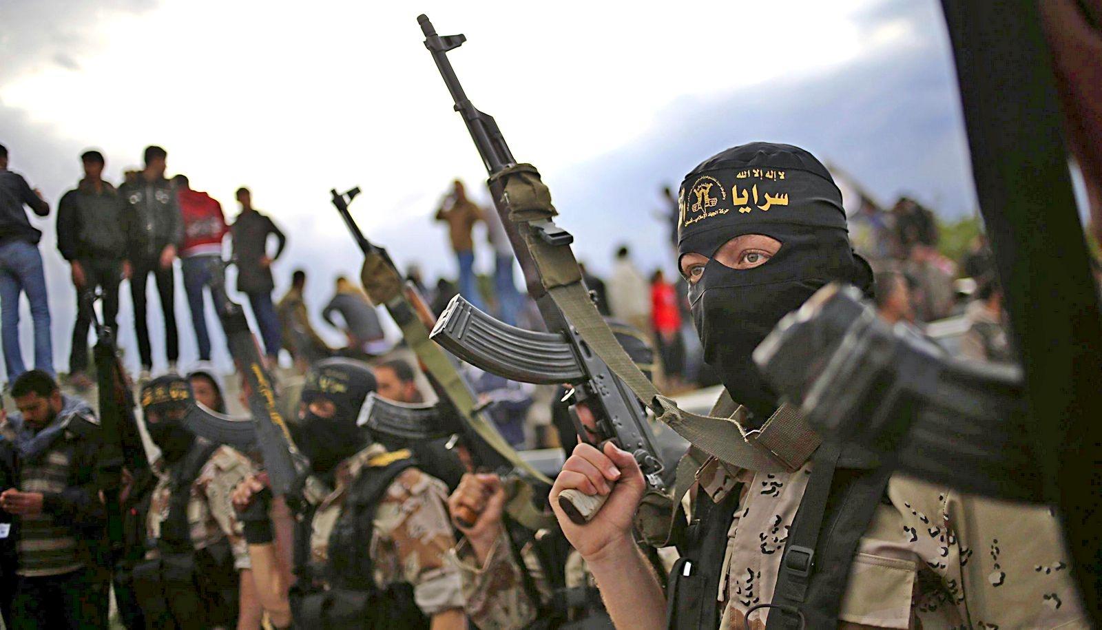 Европейские исламисты