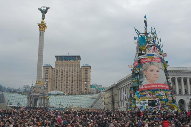 Тимошенко продолжает атаку и грозит Порошенко майданом