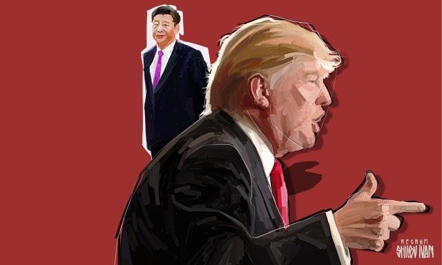 Трамп надеется на скорые переговоры с Си Цзиньпинем