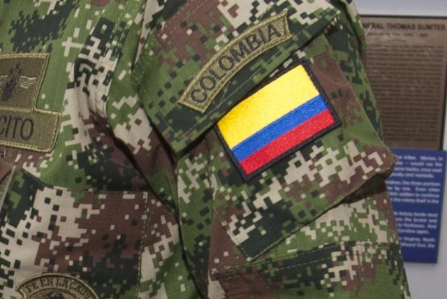 «Помощь» Венесуэле: ВС Колумбии дислоцированы у моста Симона Боливара