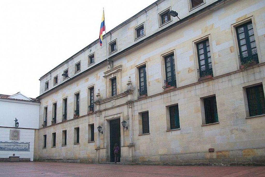 Штаб-квартира МИД Колумбии. Дворец Сан-Карлос