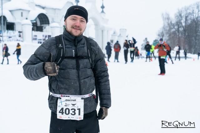 Дмитрий Михеев перед вторым стартом за сутки