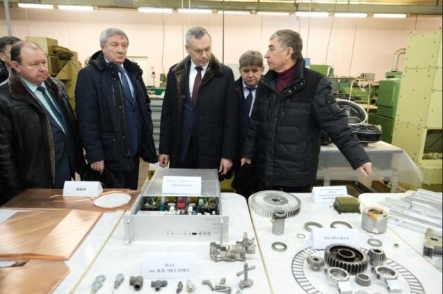 Губернатор Новосибирской области Андрей Травников  отметил новые возможности для развития Бердска в рамках проекта «Академгородок 2.0»