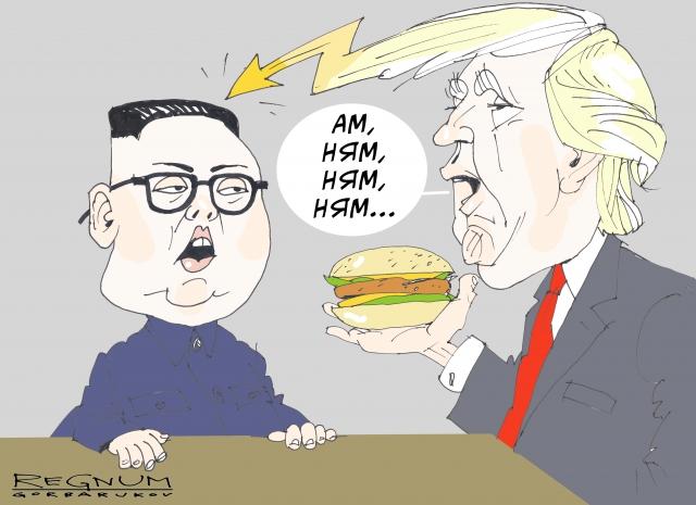 Главный итог встречи Трампа и Ына