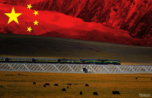 Казахстан — Китай