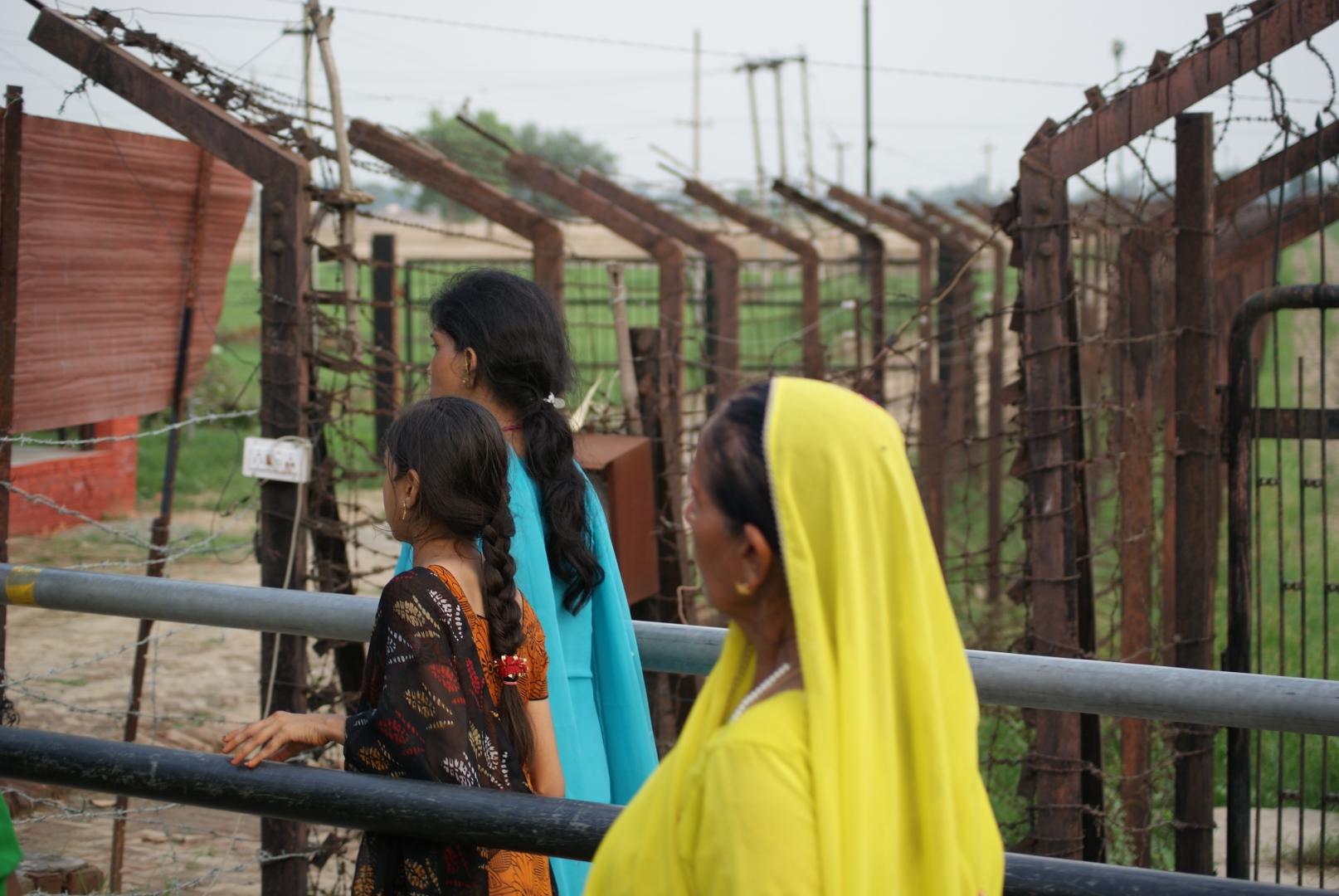 Индо-пакистанская граница