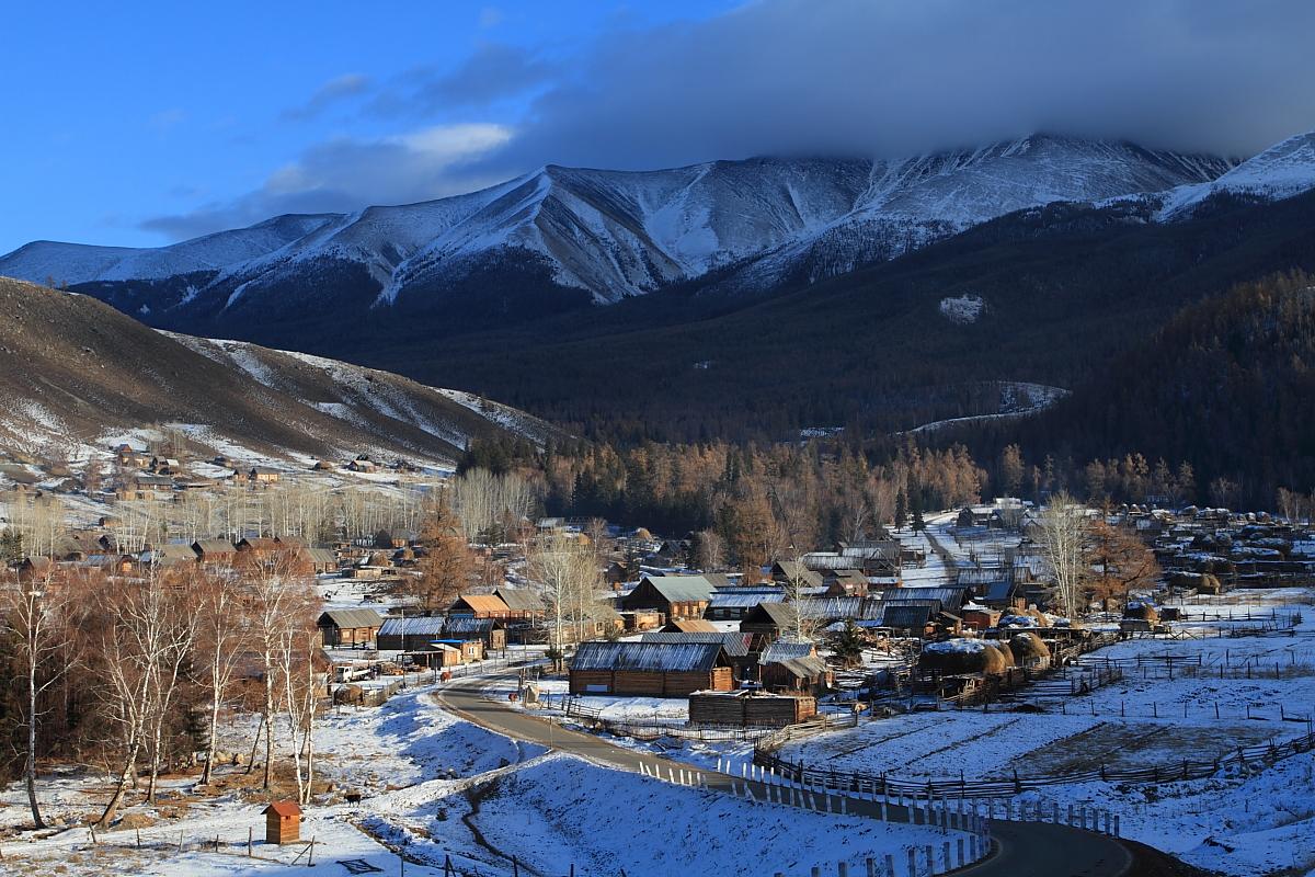 Сельская местность Казахстана