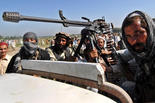Пакистанские боевики