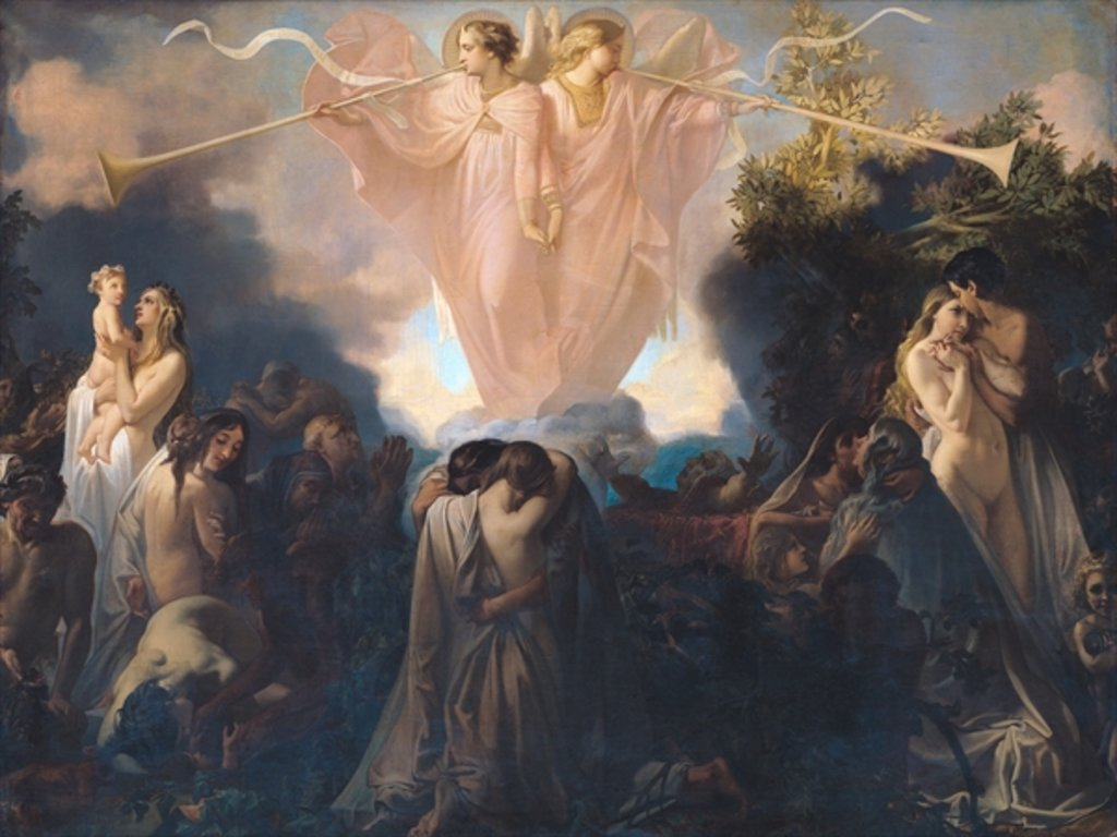 Виктор Моттез. Воскресение из мёртвых