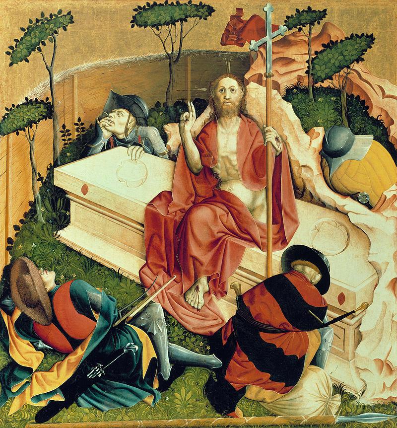 Ханс Мульчер. Воскресение. 1437
