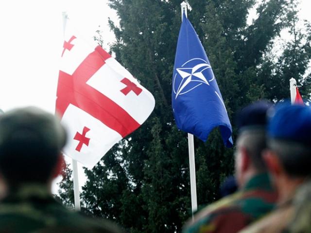 Грузинская армия. НАТО