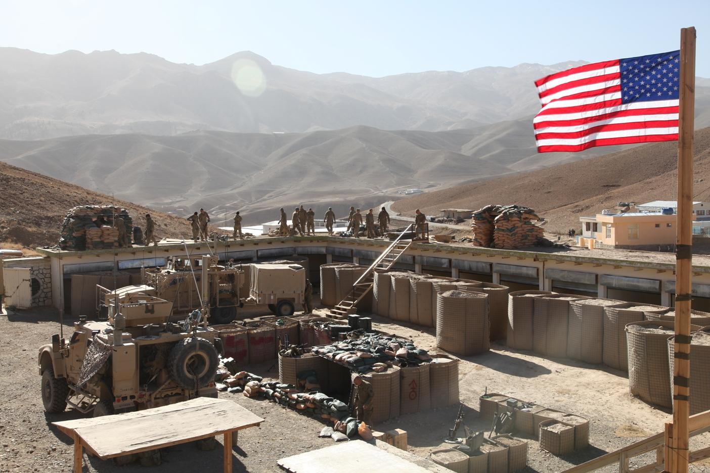 В Афганистане в результате атаки на базу погибли военные США - ИА REGNUM