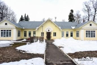 Младший корпус Назарьевской средней общеобразовательной школы