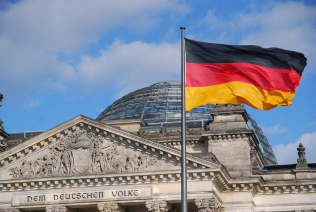 Бундестаг. Германия
