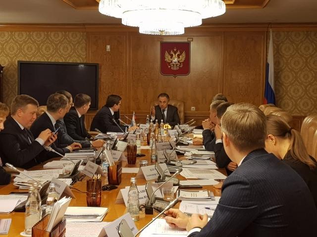 Рабочее совещание по подготовке к 800-летию Нижнего Новгорода