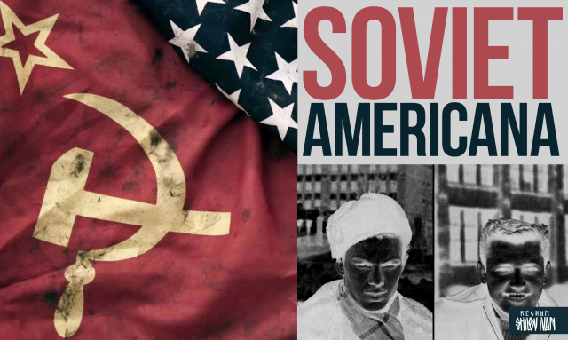 Советские американистические войска: борьба и капитуляция