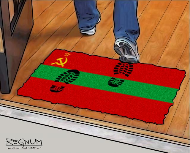 Молдавский президент торопится продать Приднестровье Западу?