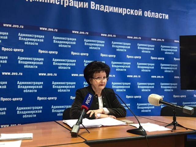 Владимирские власти прокомментировали слова чиновницы о школьных обедах