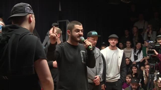 Горний мир рэпа: фристайл