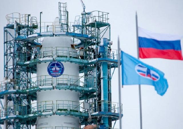 На Байконур доставлена ракета «Протон-М» для запуска аппарата «Спектр-РГ»